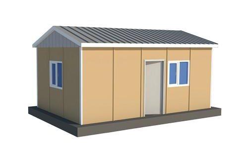 21 m2 Prefabrik Acil Afet Binası