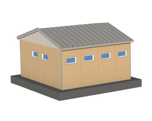 26 m2 Prefabrik WC Duş