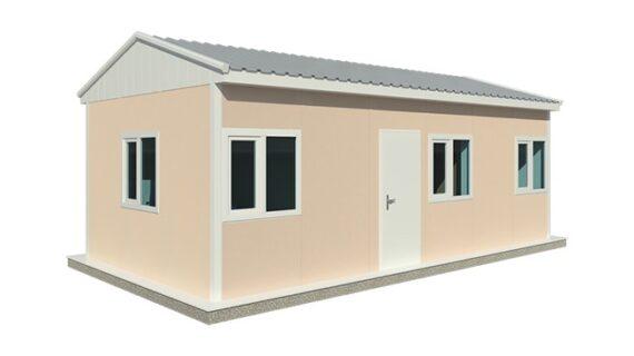 39 m2 Prefabrik Ofis
